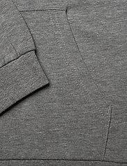 Hummel - hmlCUATRO HOODIE - hoodies - medium melange - 3
