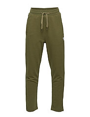 hmlUNO PANTS - OLIVE NIGHT