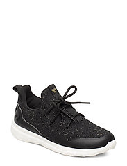 ACTUS TRAINER GLITTER JR - BLACK
