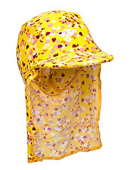 hmlBEACH SUNHAT - GOLDEN ROD