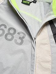 Hummel - hmlWILLY LONG JACKET - sports jackets - harbor mist - 3