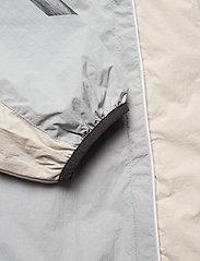 Hummel - hmlWILLY LONG JACKET - sports jackets - harbor mist - 4
