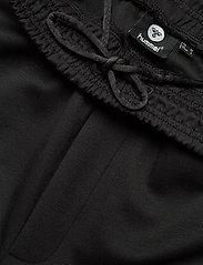 Hummel - hmlTROPPER TAPERED PANTS - pants - black - 4
