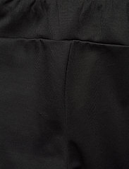 Hummel - hmlTROPPER TAPERED PANTS - pants - black - 5