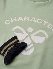 Hummel - hmlBETTE T-SHIRT L/S - long-sleeved t-shirts - sea foam - 2