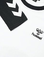 Hummel - hmlMARK T-SHIRT L/S - langarmshirts - white - 2