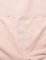 Hummel - hmlCI SEAMLESS CYCLING SHORTS - spodenki treningowe - cloud pink melange - 4