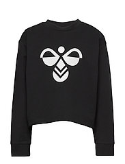 hmlCINCO SWEATSHIRT - BLACK