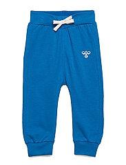 hmlJUNO PANTS - DIRECTOIRE BLUE