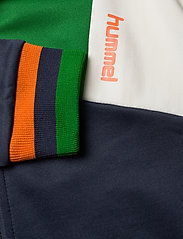 Hummel - hmlTIGER ZIP JACKET - sweatshirts - blue nights - 3