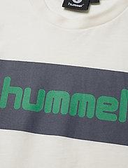 Hummel - hmlKARLO T-SHIRT S/S - short-sleeved - whisper white - 2