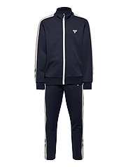 hmlMOBA TRACKSUIT - BLUE NIGHTS