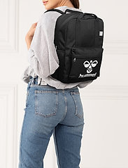 Hummel - hmlJAZZ BACK PACK - plecaki - black - 0