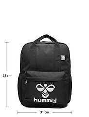 Hummel - hmlJAZZ BACK PACK - plecaki - black - 6
