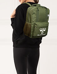 Hummel - hmlJAZZ BACK PACK - plecaki - cypress - 0