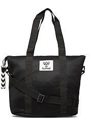 hmlPOP SHOULDER BAG - BLACK