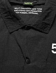 Hummel - hmlWILLY HOME BOY SHIRT - basic overhemden - black - 2