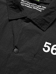 Hummel - hmlWILLY HOME BOY SHIRT - basic overhemden - black - 3