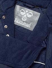 Hummel - hmlMOON SNOWSUIT - snowsuit - black iris - 3