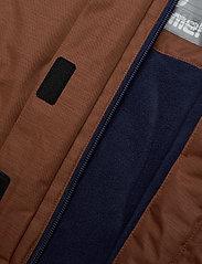 Hummel - hmlPOLAR JACKET - ski jackets - tortoise shell - 6