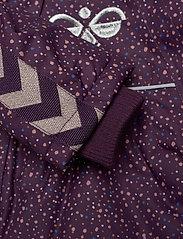 Hummel - hmlJESSIE JACKET - insulated jackets - blackberry wine - 5