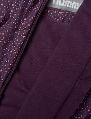 Hummel - hmlJESSIE JACKET - insulated jackets - blackberry wine - 6