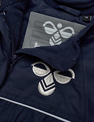 Hummel - hmlJESSIE JACKET - insulated jackets - black iris - 3