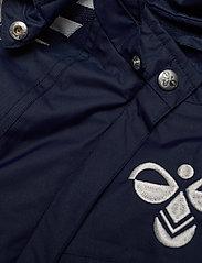 Hummel - hmlJESSIE JACKET - insulated jackets - black iris - 4