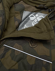 Hummel - hmlJESSIE JACKET - insulated jackets - olive night/ ecru olive - 3