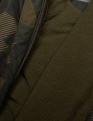 Hummel - hmlJESSIE JACKET - insulated jackets - olive night/ ecru olive - 5