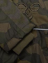 Hummel - hmlJESSIE JACKET - insulated jackets - olive night/ ecru olive - 6