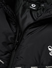 Hummel - hmlVIBRANT JACKET - insulated jackets - black - 4