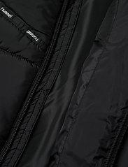 Hummel - hmlVIBRANT JACKET - insulated jackets - black - 6
