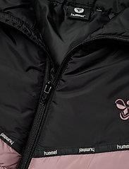 Hummel - hmlVIBRANT JACKET - insulated jackets - deauville mauve - 4