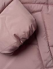 Hummel - hmlVIBRANT JACKET - insulated jackets - deauville mauve - 5
