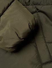 Hummel - hmlVIBRANT JACKET - insulated jackets - olive night - 5