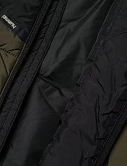 Hummel - hmlVIBRANT JACKET - insulated jackets - olive night - 6