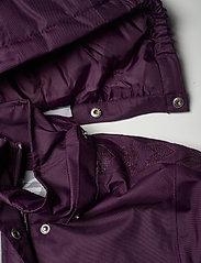 Hummel - hmlJEANNE COAT - ski jackets - blackberry wine - 9