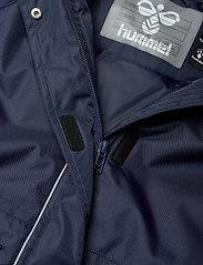 Hummel - hmlJEANNE COAT - ski jackets - black iris - 8