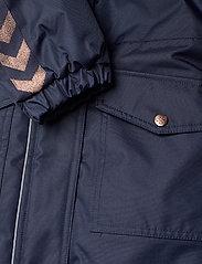 Hummel - hmlJEANNE COAT - ski jackets - black iris - 9