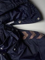 Hummel - hmlJEANNE COAT - ski jackets - black iris - 11