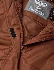 Hummel - hmlLEAF COAT - ski jackets - tortoise shell - 6