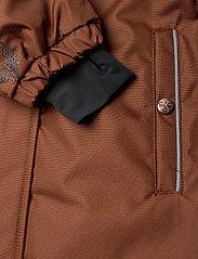 Hummel - hmlLEAF COAT - ski jackets - tortoise shell - 7