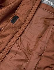 Hummel - hmlLEAF COAT - ski jackets - tortoise shell - 8