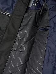 Hummel - hmlWEST JACKET - insulated jackets - black iris - 6
