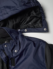 Hummel - hmlWEST JACKET - insulated jackets - black iris - 7
