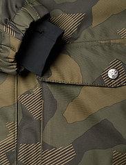 Hummel - hmlWEST JACKET - insulated jackets - olive night/ ecru olive - 5