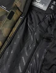 Hummel - hmlWEST JACKET - insulated jackets - olive night/ ecru olive - 6
