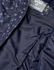 Hummel - hmlMARTHA COAT - bomber jackets - black iris/marlin - 6