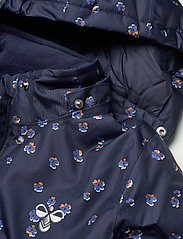 Hummel - hmlMARTHA COAT - bomber jackets - black iris/marlin - 8